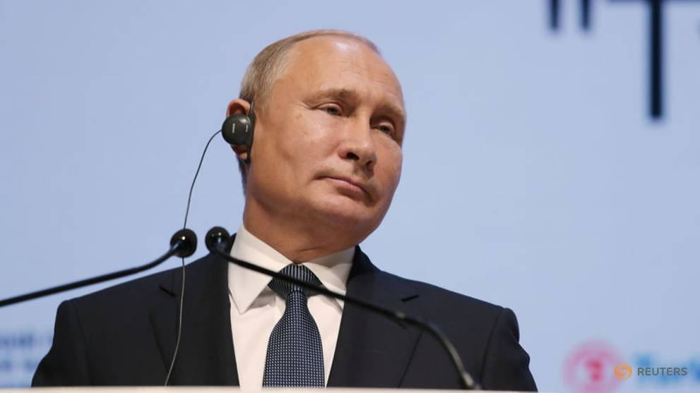 Putin says Russia will retaliate if US quits nuclear arms control treaty - agencies