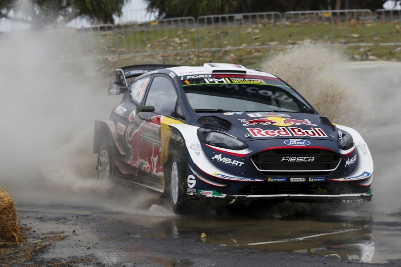 WRC champion Sebastien Ogier questioned why he's leaving M-Sport