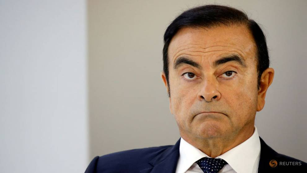 Ex-Nissan boss Carlos Ghosn to 'vigorously' defend himself, says son