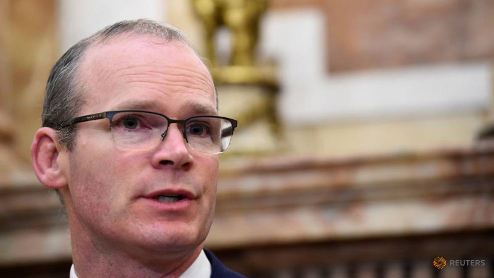 Ireland says Brexit withdrawal deal not open to change