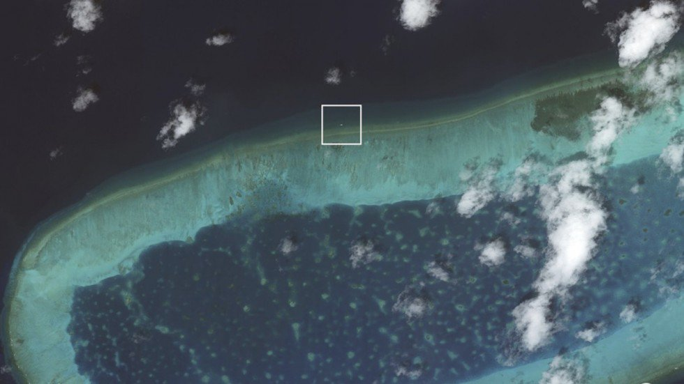 China has built new structure on Bombay Reef in South China Sea, US think tank says