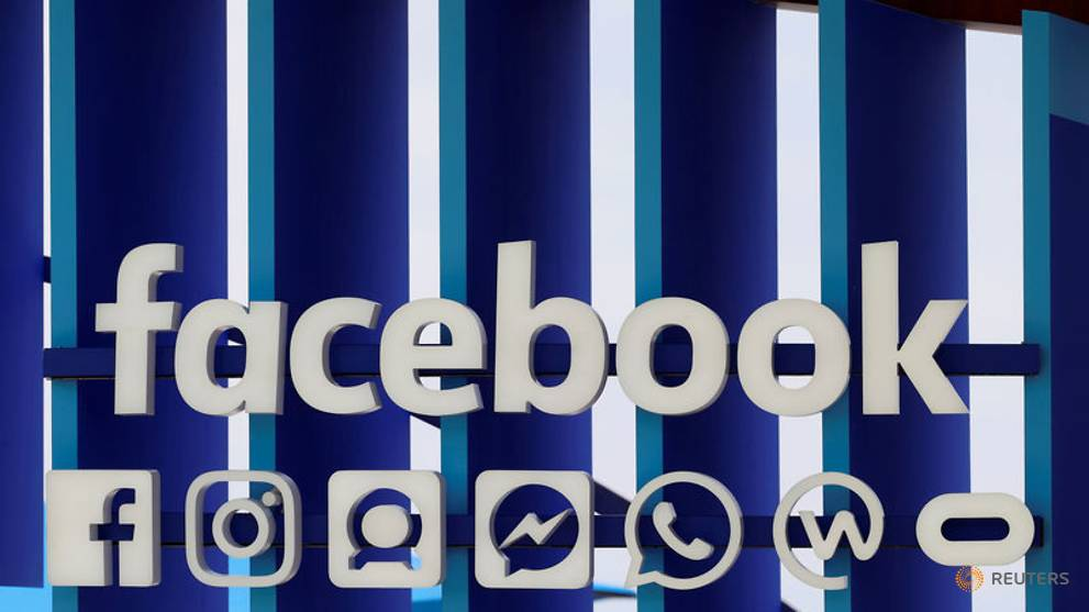 Facebook sued by Russian firm linked to woman charged by US