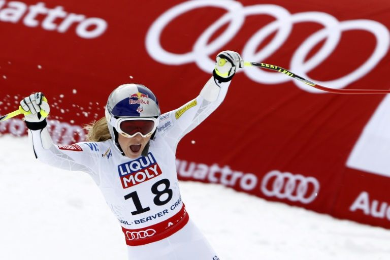 Vonn to miss start of farewell season after training crash