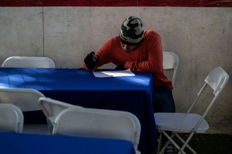 Help wanted: tijuana offers central American migrants a job