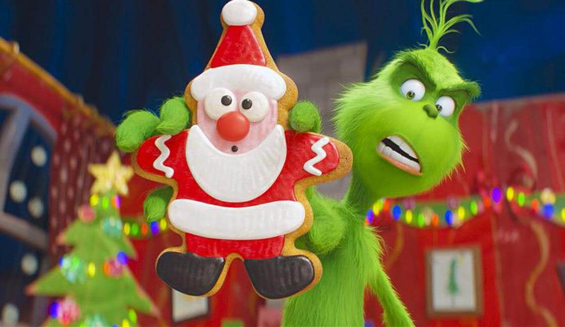 Usher In The Festive Season With A Grinch-Themed Christmas At Cathay Malls