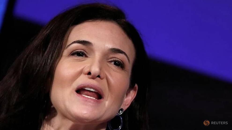Departing Facebook comms chief says critics were targeted