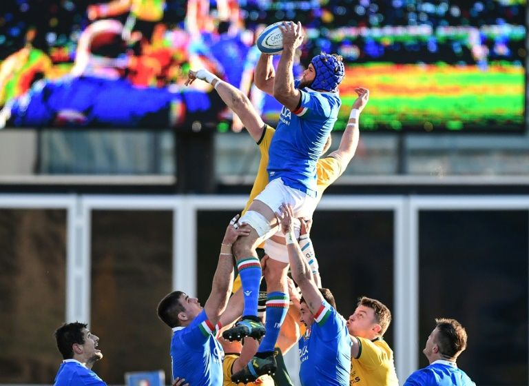 Italy braced for wrath of beaten All Blacks