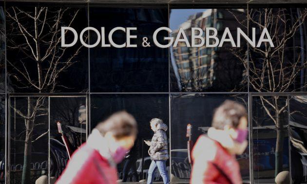 D&G calls canceled Shanghai catwalk show 'unfortunate'
