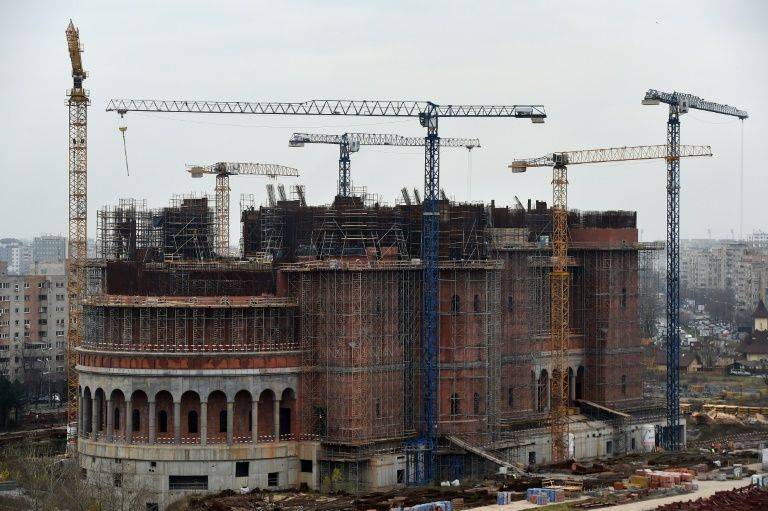 Romania consecrates Giant orthodox cathedral amid row over costs