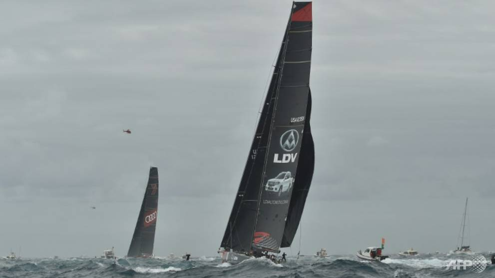 First all-female professional crew for Sydney-Hobart race