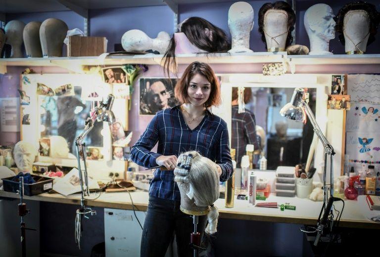 Back stage, Paris opera keeps venerable crafts alive
