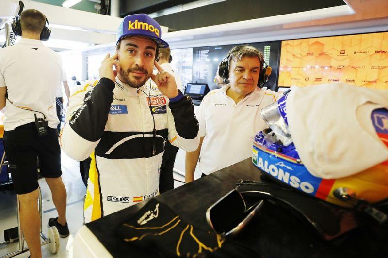 Fernando Alonso could test 2019 McLaren F1 car, says Zak Brown