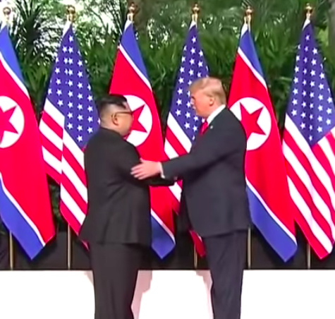 How Kim Has Played Trump