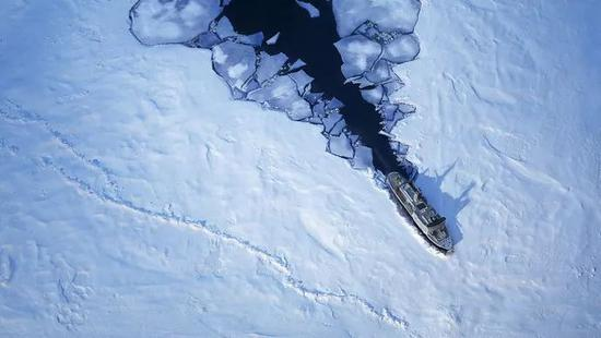 中国为何造核动力破冰船?媒体:造核动力航母首步