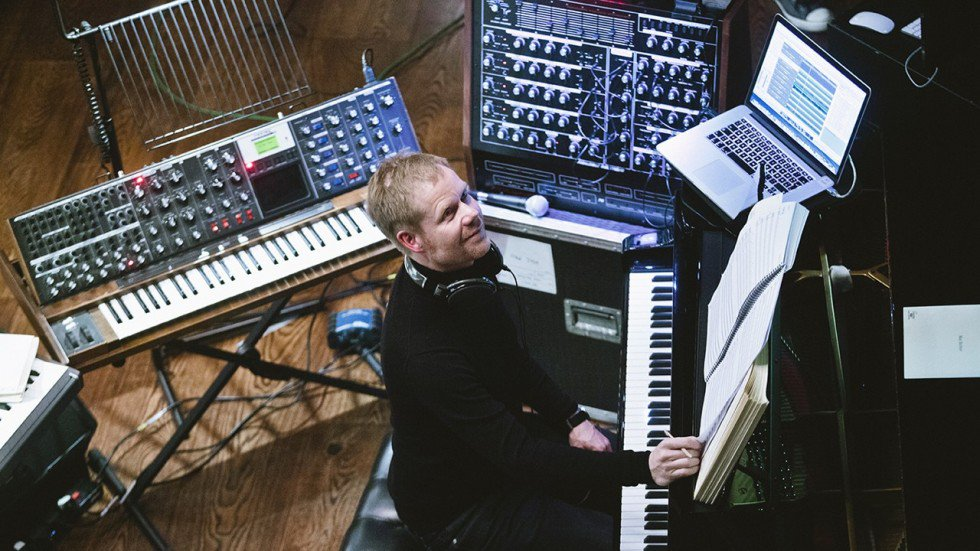 Max Richter: there's a tremendous earthquake going through our culture at the moment
