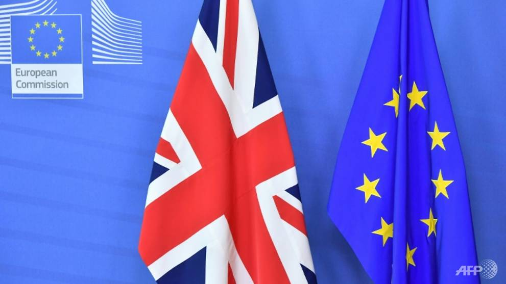 EU leaders seal Brexit deal, urge Britons to back May