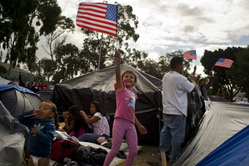 Contradicting trump, incoming Mexico gov't denies making deal to host asylum seekers