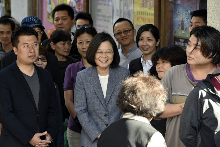Taiwan's progressive image takes hit after divisive polls