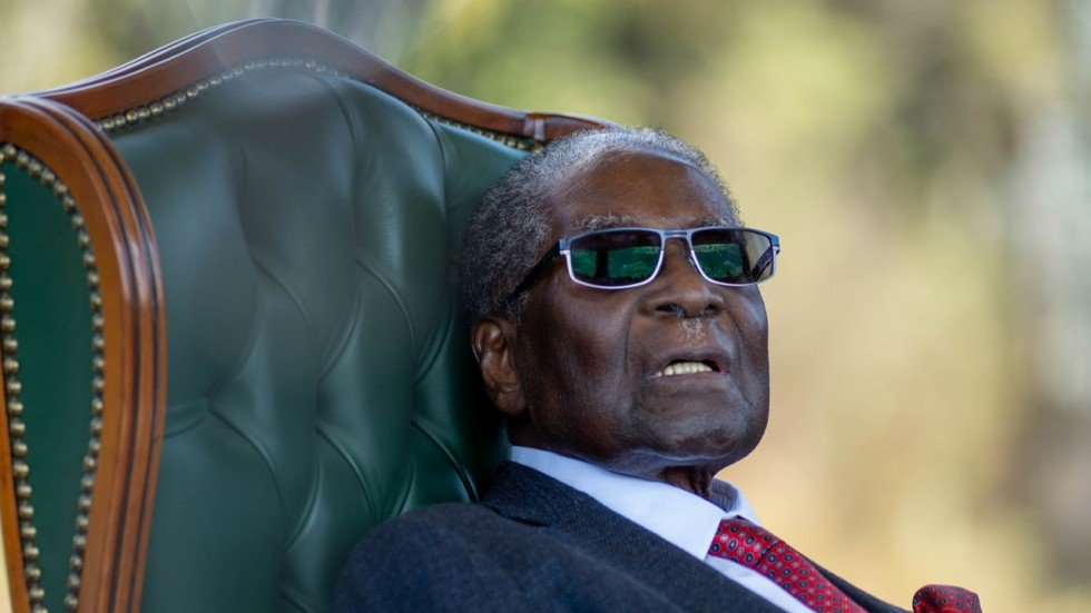 Zimbabwe's 94-year-old former leader Robert Mugabe no longer able to walk, is receiving medical care in Singapore