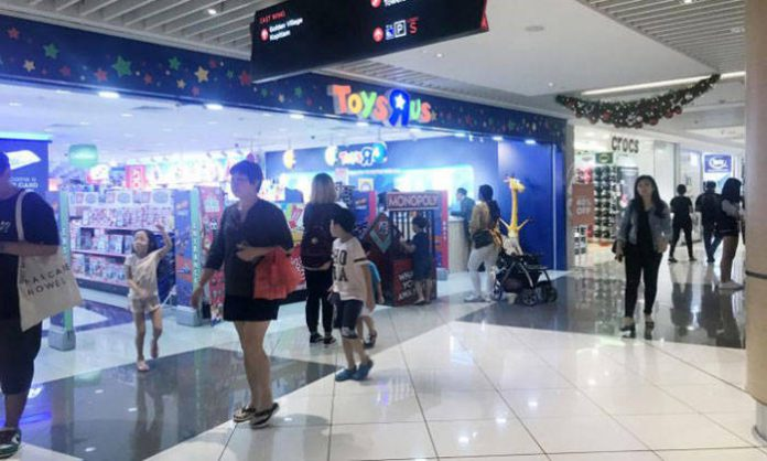 Police investigating alleged abduction attempt of K1 child at Suntec City Toys 'R' Us