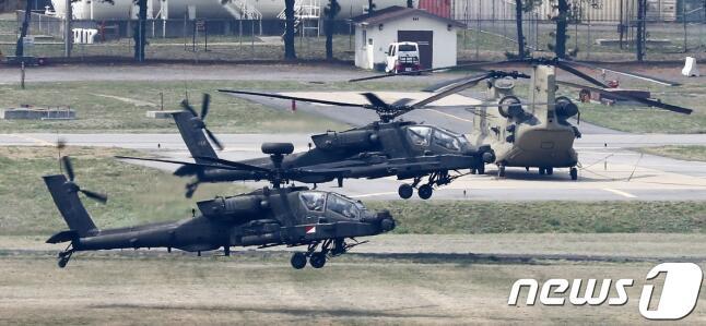 韩媒:韩美将在本周内商定2019年联合军演方向