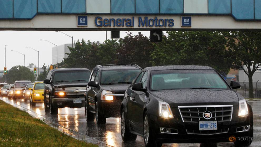 GM to cut car production in North America, halt some models: source