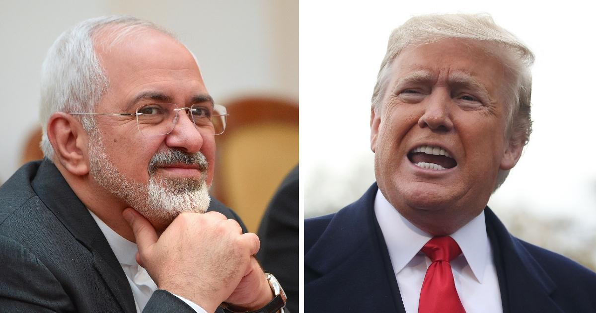 Iran's Foreign Minister Roasts Trump, Joining In On The 'Rake' Jokes