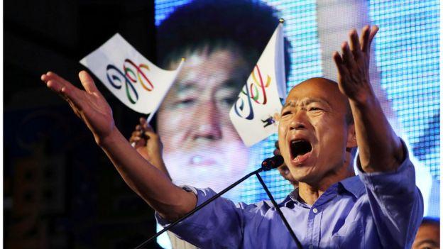 台湾选举:绿地转蓝天如何影响2020总统选战及两岸关系