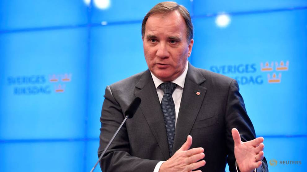 Swedish Centre party says could accept Soc Dem PM - Dagens Nyheter