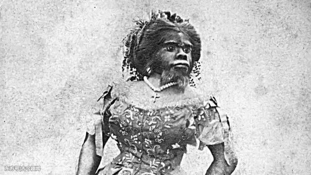 世界上最丑的女人,被当怪物在马戏团演出,死后被丈夫进行巡展!
