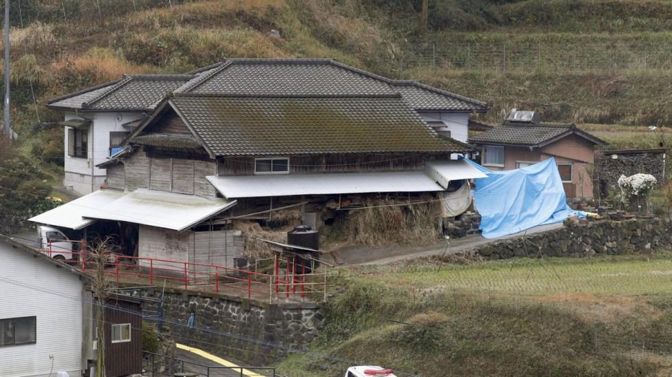 Japan reeling after family massacre in remote scenic village