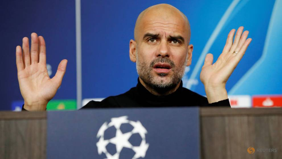 Manchester City missing injured trio for Lyon clash