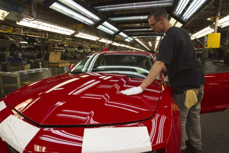 The Latest: GM to slash 14,700 jobs in North America