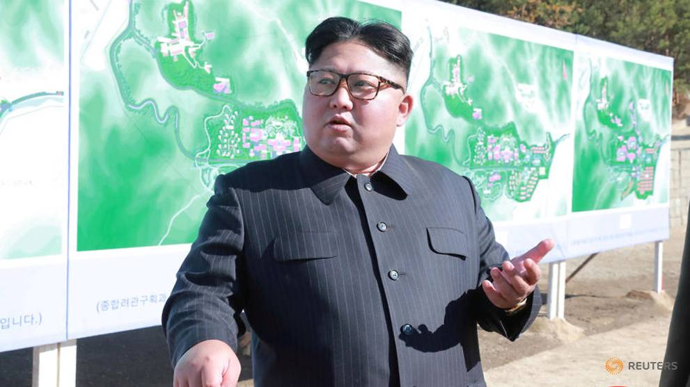 North Korea's Kim open to nuclear site inspection - report