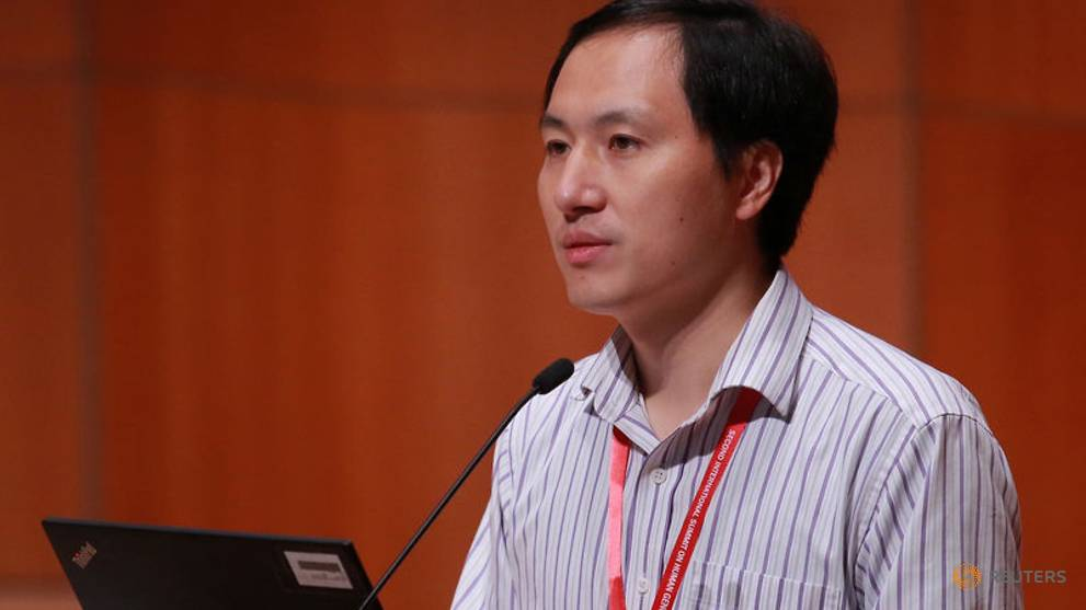 """""""Proud"""" Chinese geneticist says another baby-gene editing volunteer pregnant"""