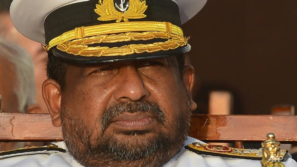 Sri Lanka's top military official in court over mass murder cover-up