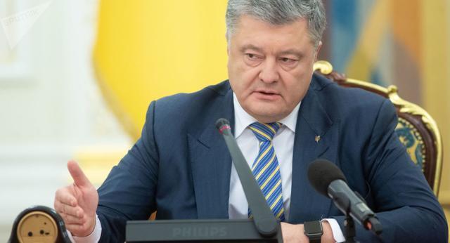 """乌总统:乌克兰正面临与俄罗斯""""全面战争""""的威胁"""