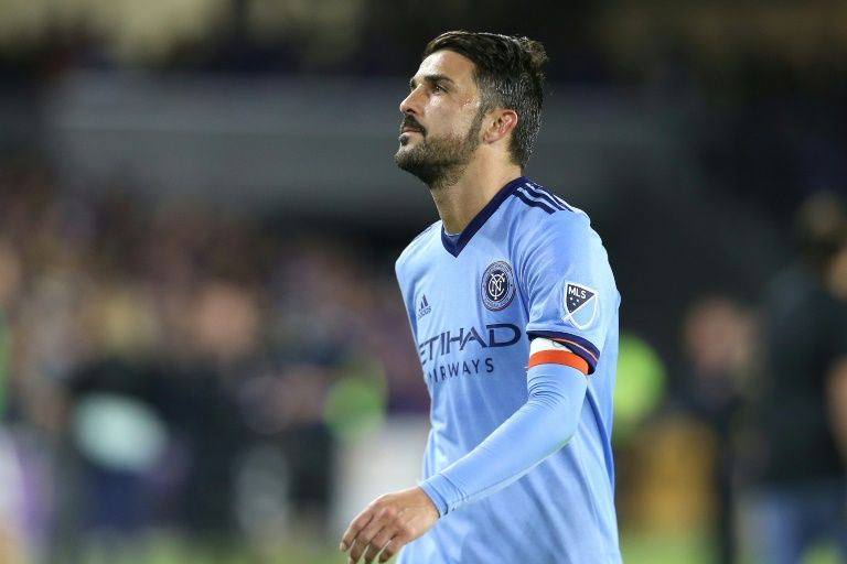 Villa calls time on New York City