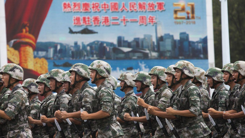 Chinese army free to send soldiers to perform volunteer work outside of barracks, says Hong Kong security minister