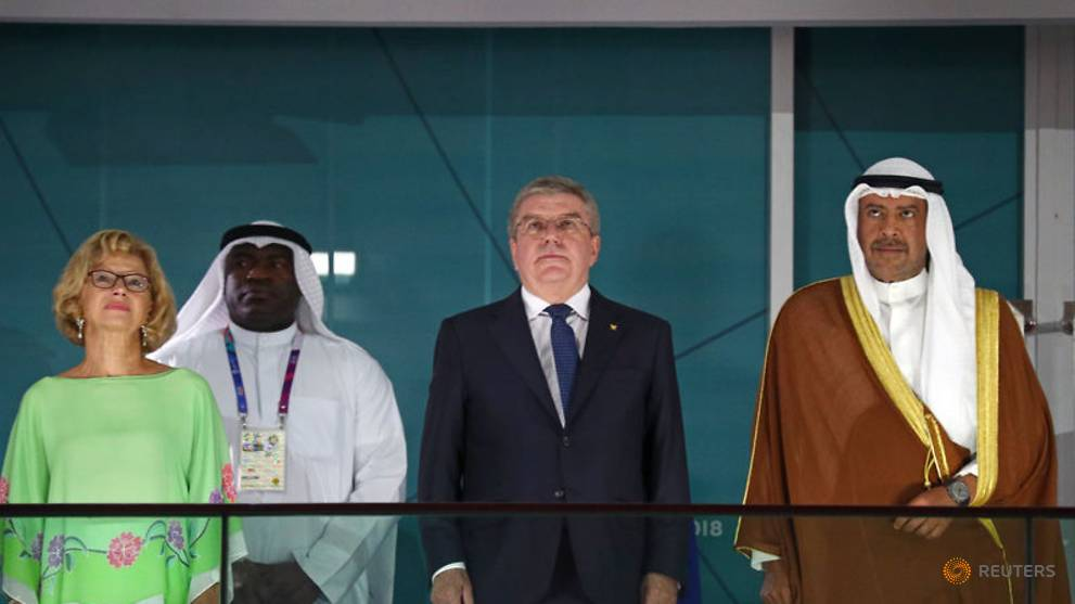 Olympics - Sheikh Ahmad's decision 'protects us all' – Bach