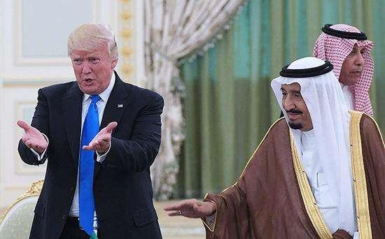 卡舒吉事件还未完,沙特花150亿美元买美国导弹防御系统