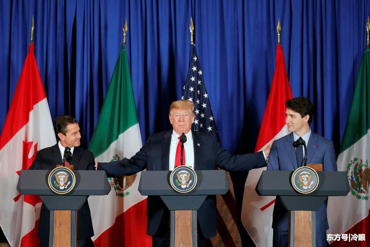 美加墨三国签署USMCA,取代北美自贸协定