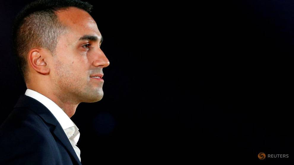 Italy's Di Maio on the defensive over family business accusations
