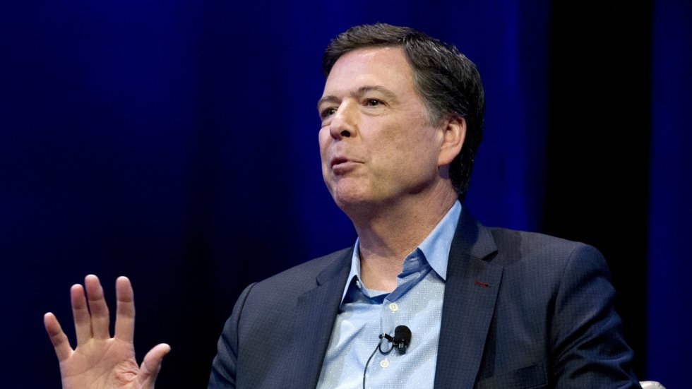 Ex-FBI director Comey tries to quash Republican subpoena related to Clinton email handling
