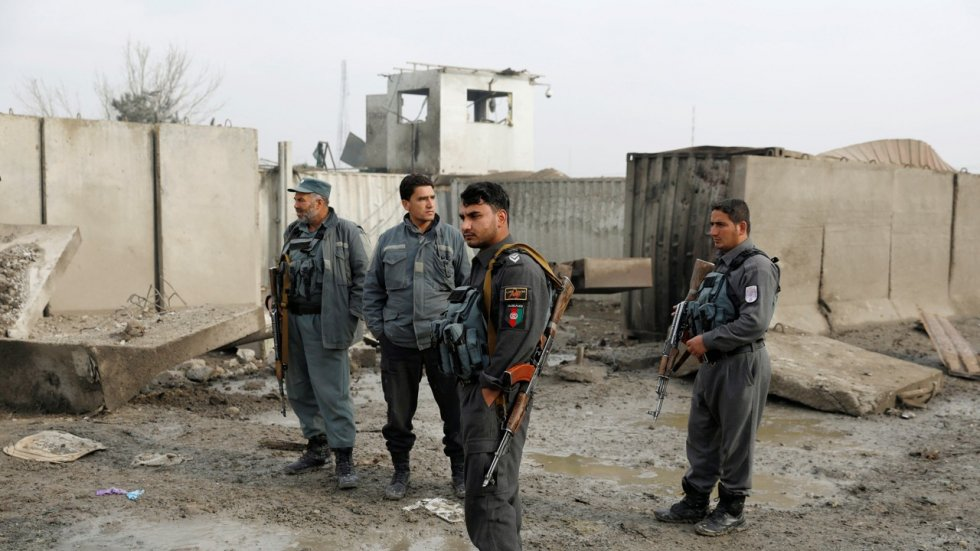 UK security firm G4S says five employees killed in Kabul attack