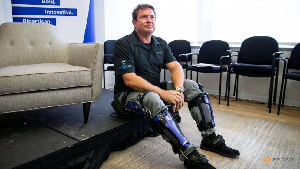 US looks to exoskeletons to build 'super-soldiers'