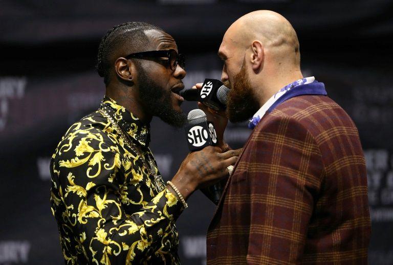 Wilder, Fury ready to rumble in LA showdown