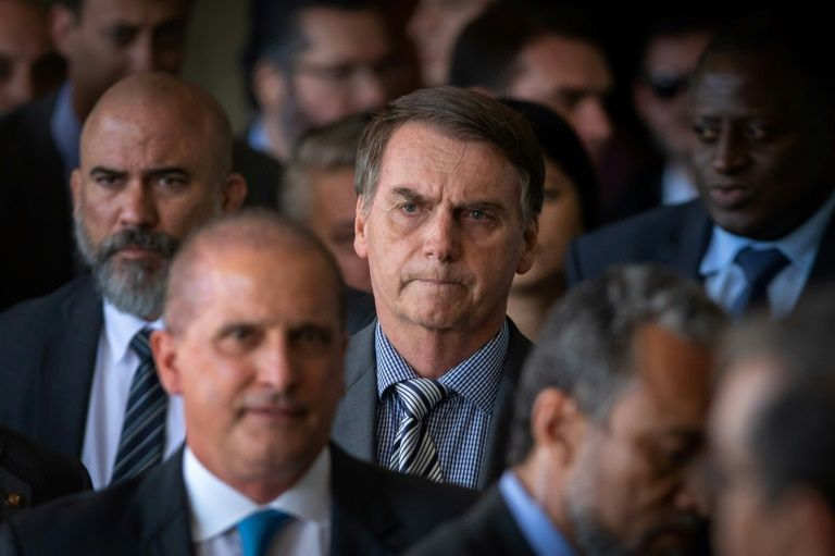 Bolsonaro government has military, conservative streak