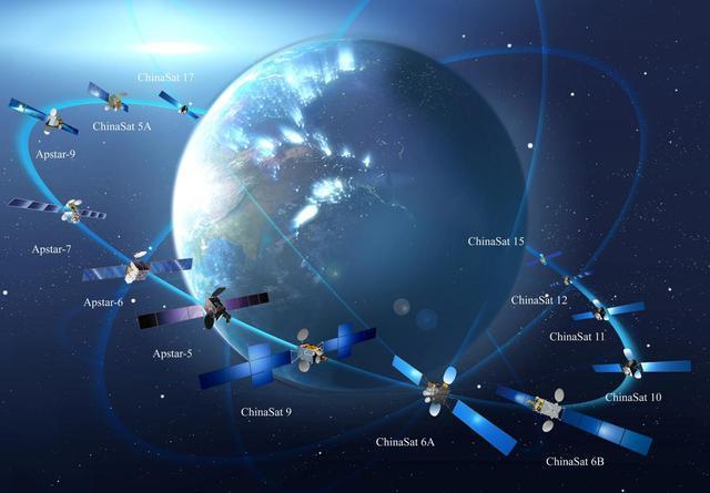 中国许诺明年起发射卫星为全世界免费提供WIFI