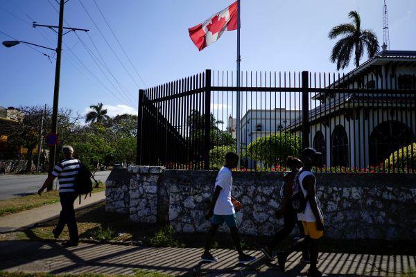 神秘声波疑再现!加拿大驻古巴外交官被诊断出脑部创伤